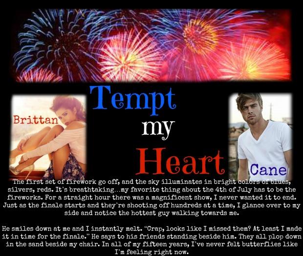 Tempt My Heart Teaser