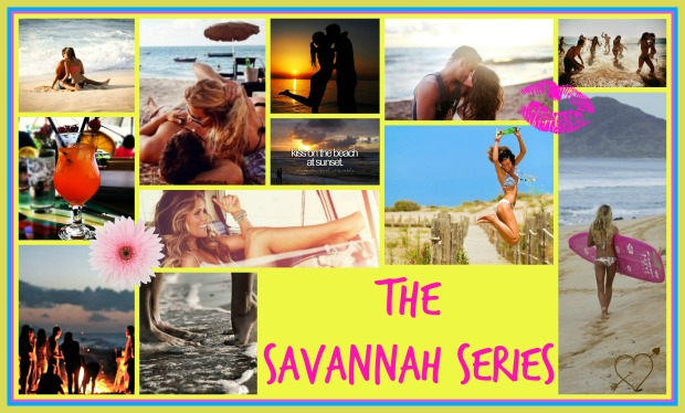 Spend Spring Break in a warm tropical paradise with Kayden & Savannah!