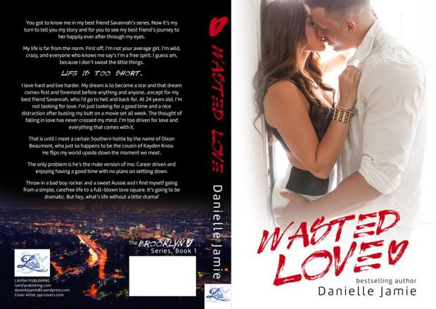 Wasted Love Cover