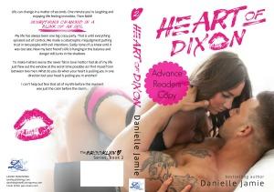 Heart Of Dixon ARC